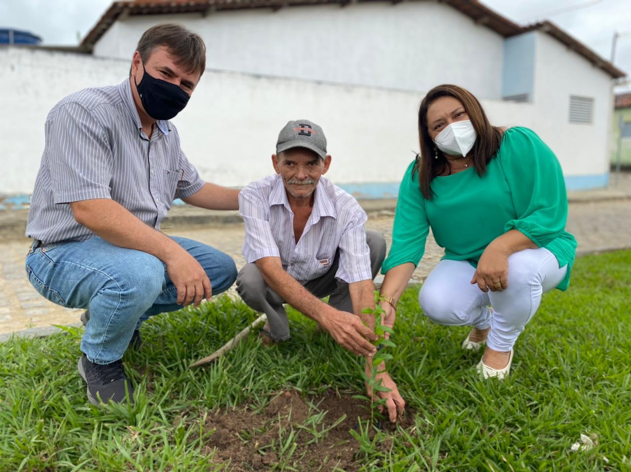 Prefeitura de Borborema realiza ações em comemoração a Semana do Meio Ambiente
