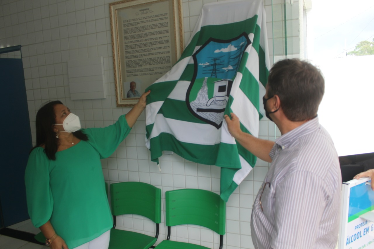 Prefeitura de Borborema entrega UBS do Sítio Manitu totalmente reformada e ampliada