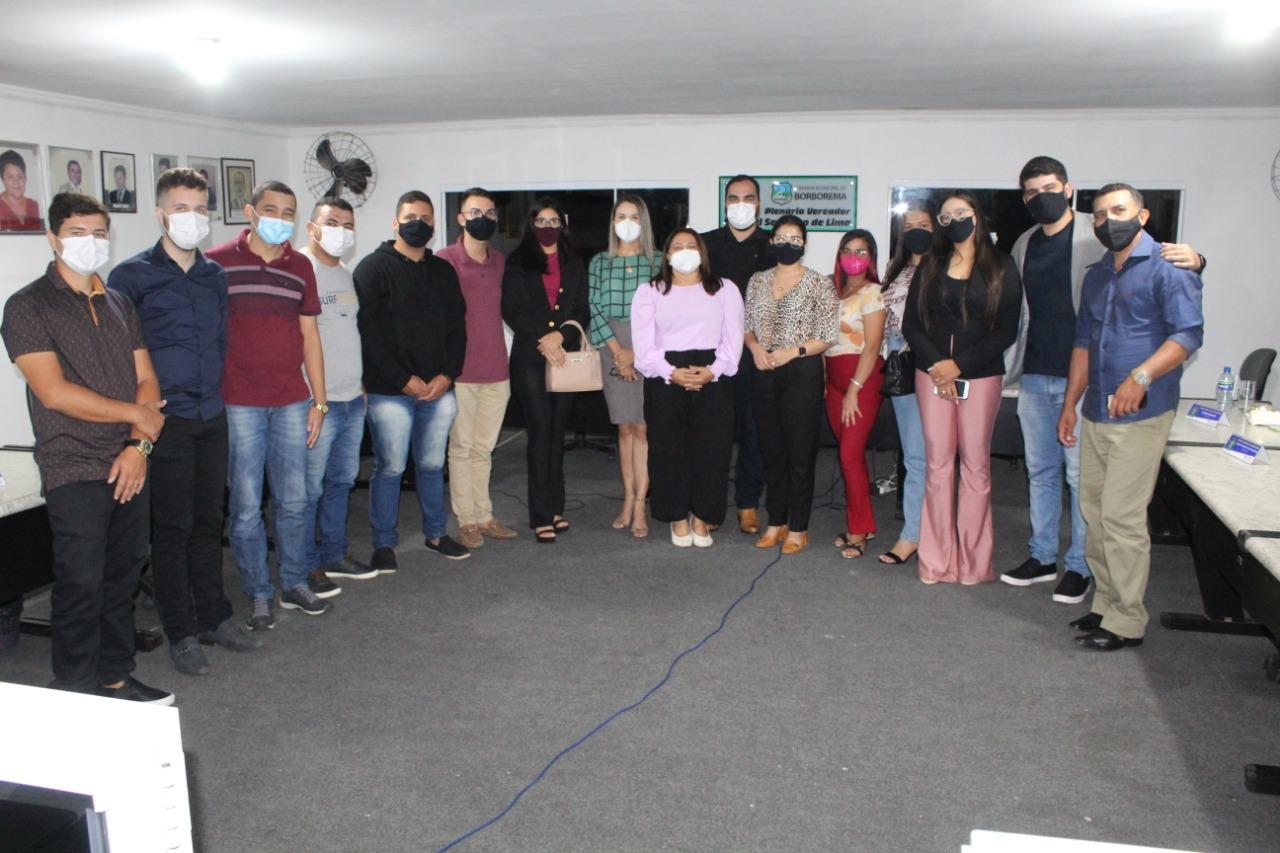 Prefeitura de Borborema realiza Audiência Pública com tema voltado para a juventude do município