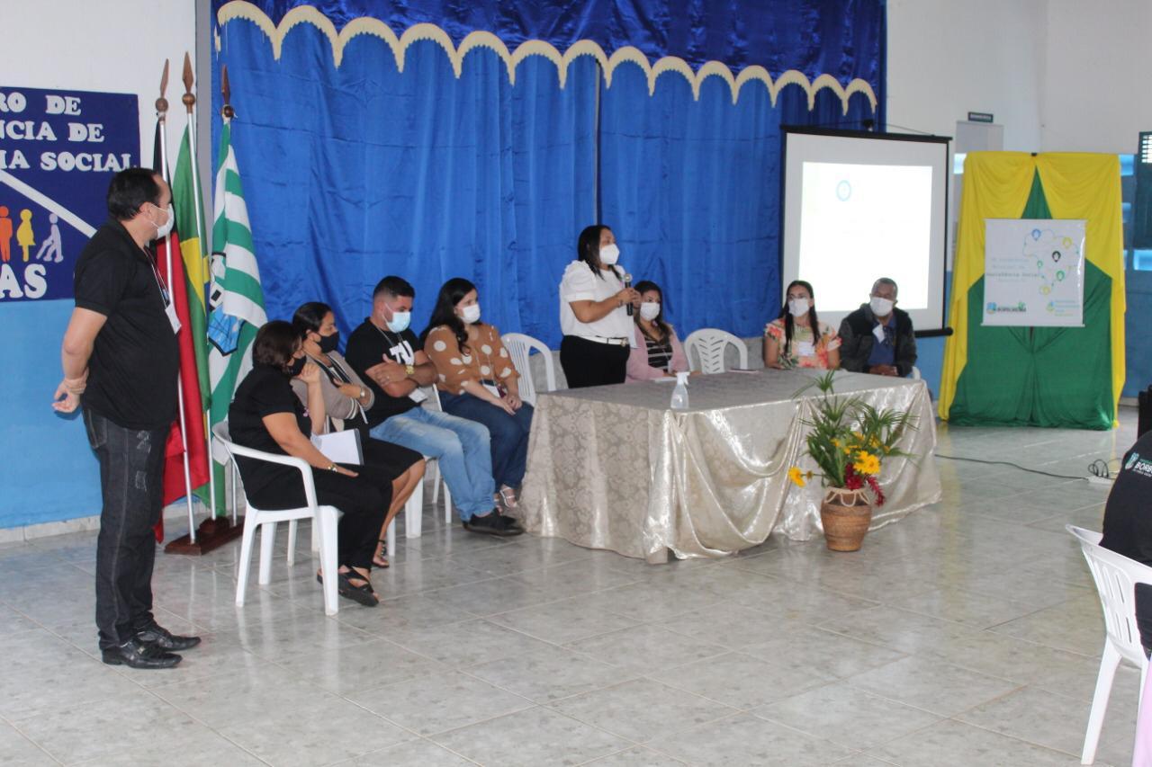 Borborema realiza IX Conferência Municipal de Assistência Social
