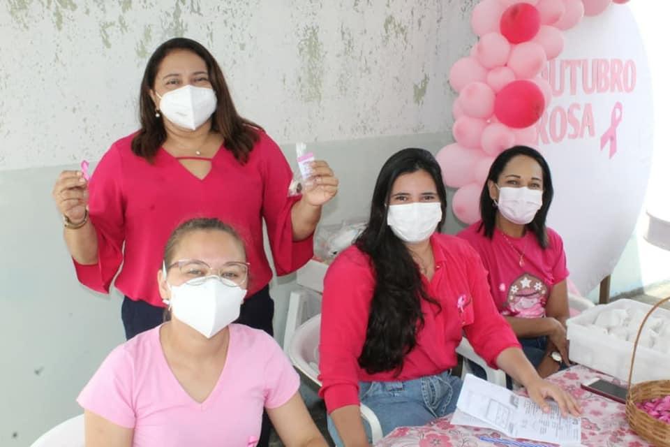Secretaria de Saúde de Borborema realiza quase 100 mamografias e outros exames para a população do município